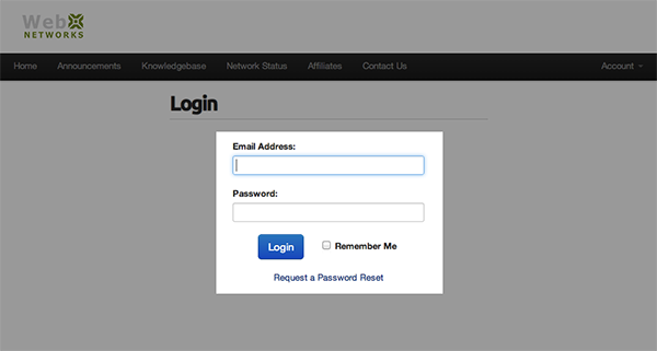 How to login to cPanel to manage Web Hosting account ...
