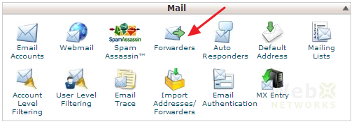 Email Forwarding